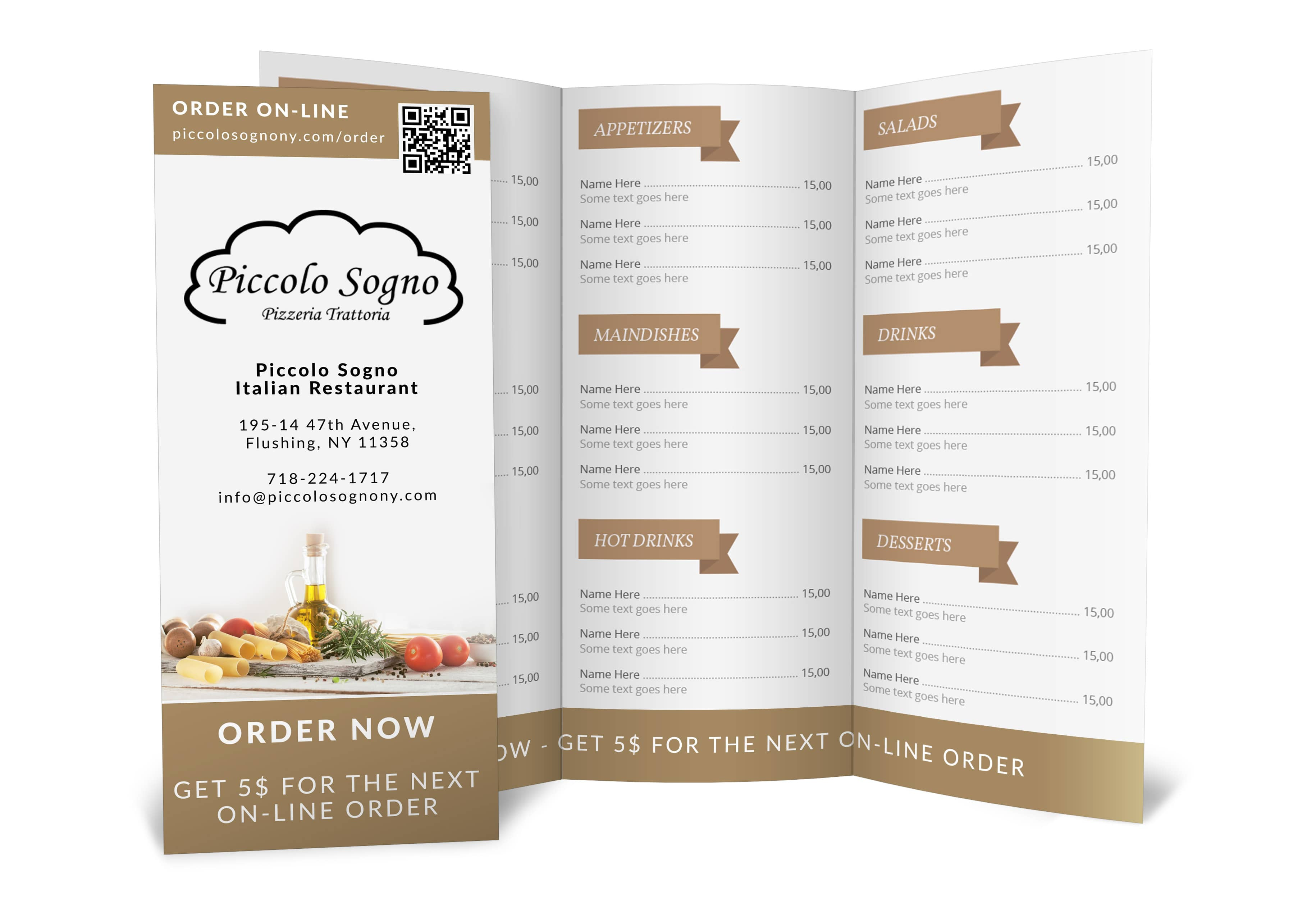 New york queens county flushing 11358 - Download Menu